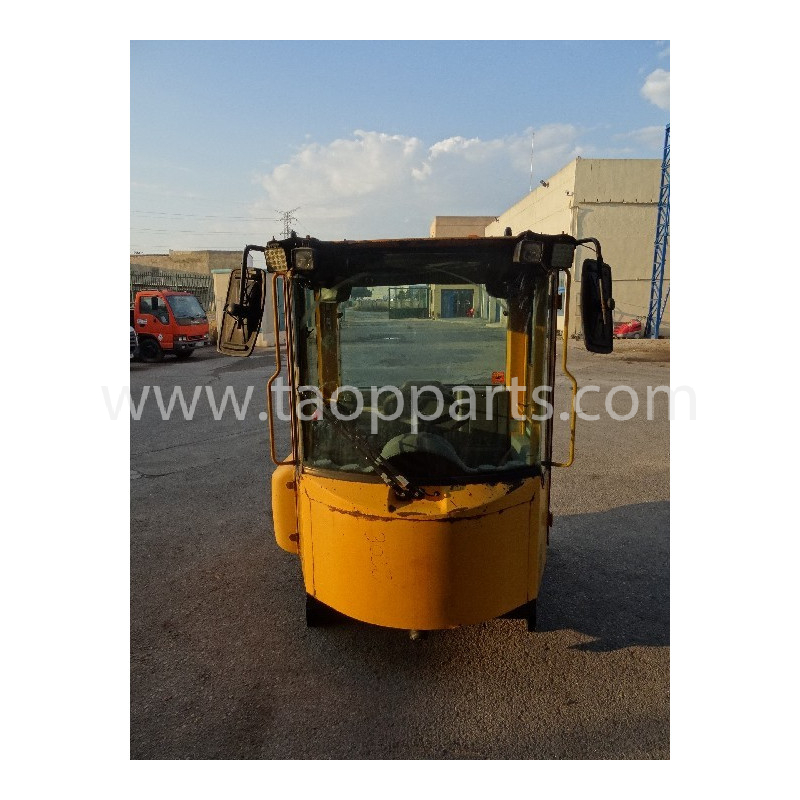 Volvo Cab 33827 for L220E · (SKU: 52080)