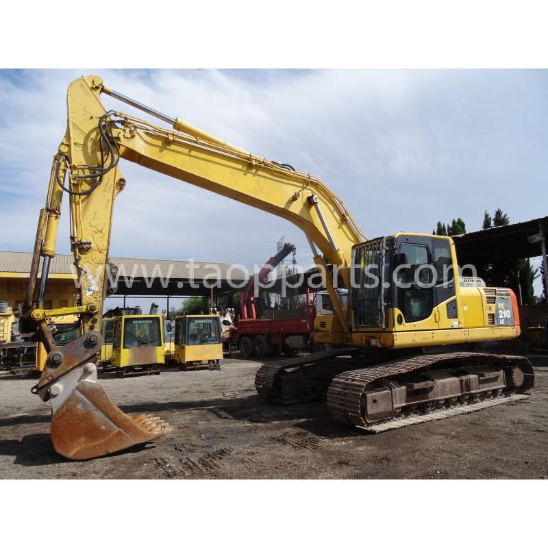 Excavadora de cadenas Komatsu P210LC-8
