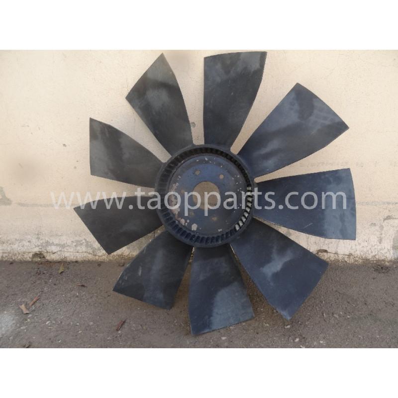 Ventilador 3827491 para Pala cargadora de neumáticos Volvo L120E · (SKU: 53464)