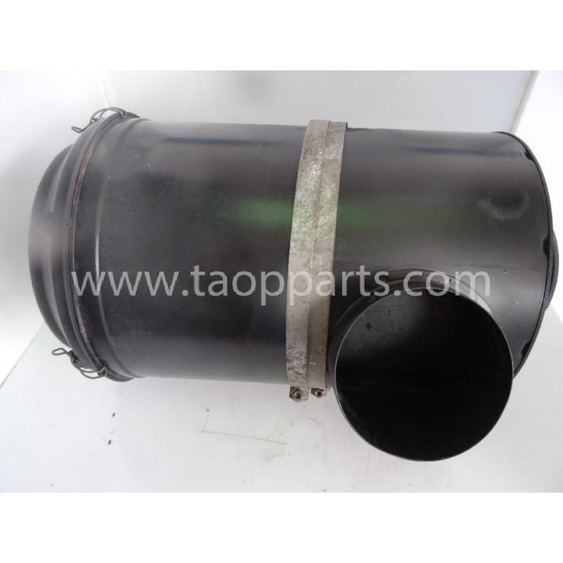Carcasa de filtro de aire Volvo 11110207 para L220E · (SKU: 55008)