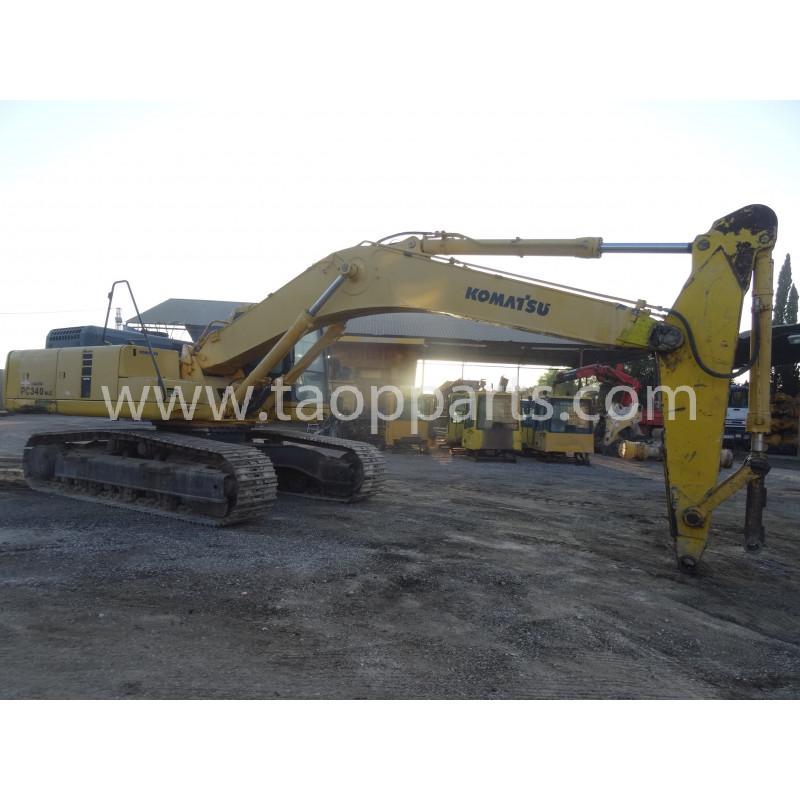 Excavadora de cadenas Komatsu PC340-6
