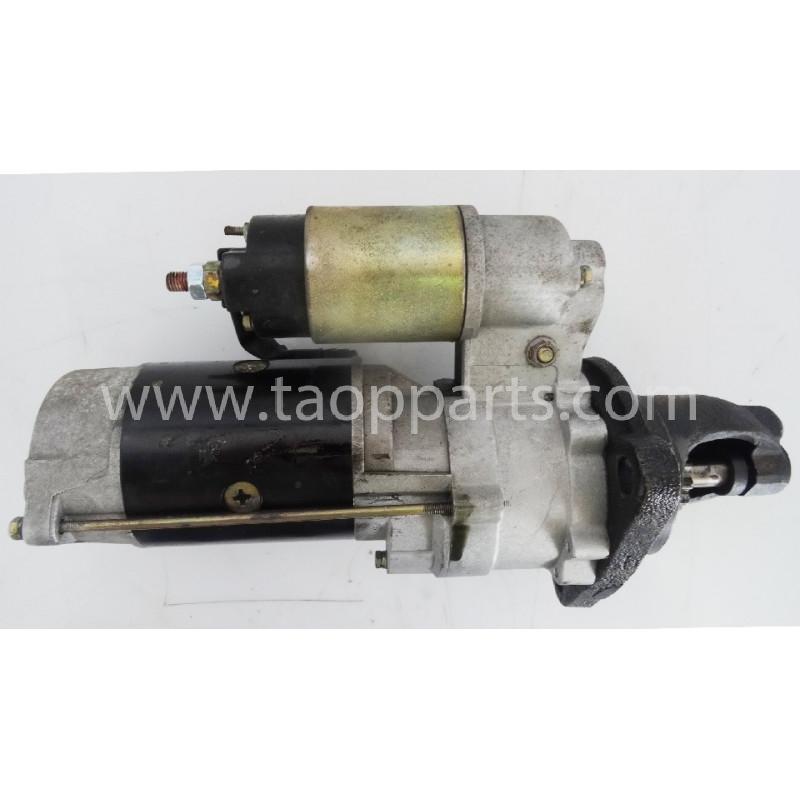 Komatsu Starter motor 600-863-8110 for PC340LC-7K · (SKU: 54524)