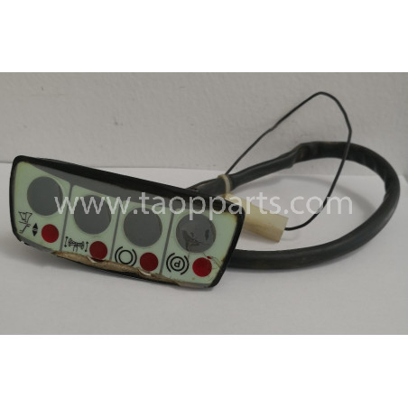 Interruptor Komatsu 21D-06-12600 para PW110 · (SKU: 55070)