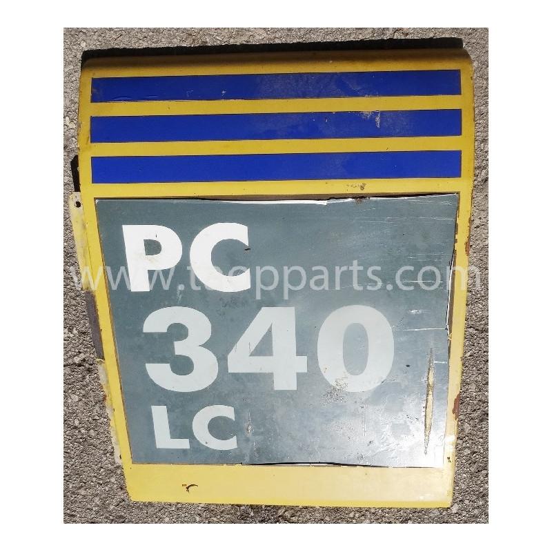 Usa Komatsu 207-54-71331 pentru PC340LC-7K · (SKU: 53517)