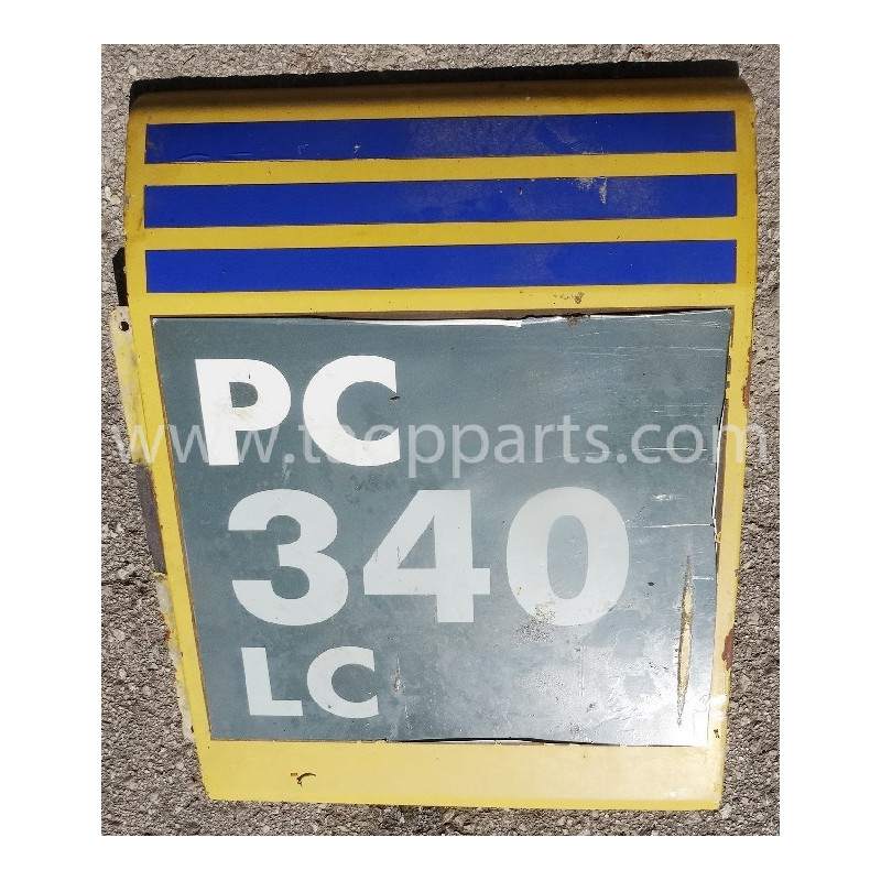 Puerta Komatsu 207-54-71331 para PC340LC-7K · (SKU: 53517)