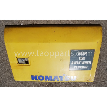 Komatsu Door 207-54-71311 for PC340LC-7K · (SKU: 53515)
