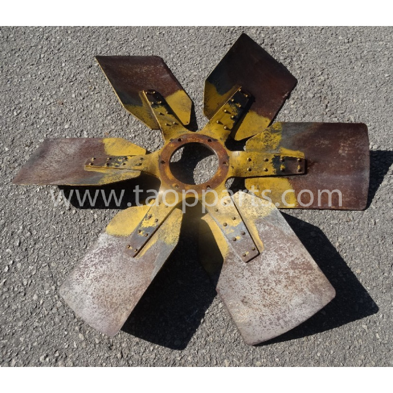 Ventilator Komatsu 600-643-1120 pentru D155AX-5 · (SKU: 51937)