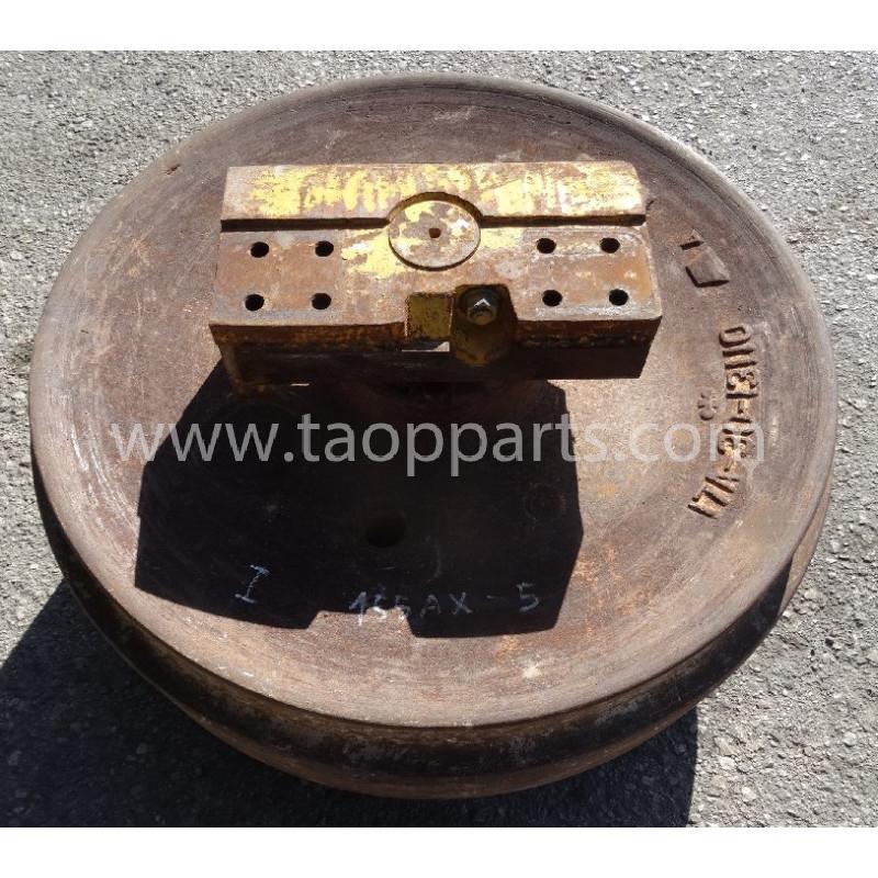 Rueda guia 17A-30-00042 para Bulldozer de cadenas Komatsu D155AX-5 · (SKU: 55123)