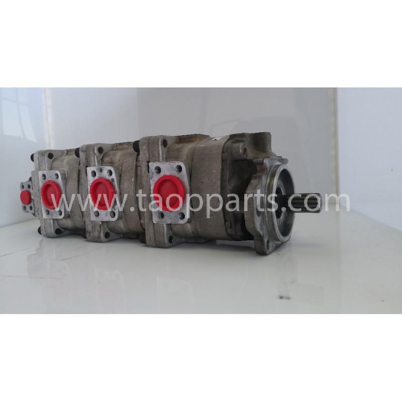 Układ Hydrauliczny Komatsu dla modelu maszyny WA320-3H