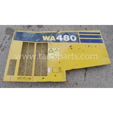 Puerta Komatsu 421-54-41182 para WA480-6 · (SKU: 55204)