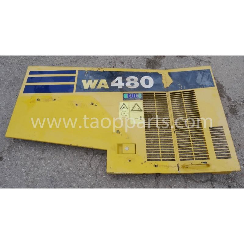 Porte Komatsu 421-54-41172 pour WA480-6 · (SKU: 55205)