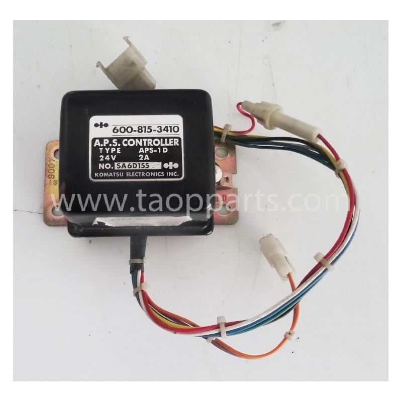 Komatsu Controller 600-815-3410 for WA600-1 · (SKU: 55385)