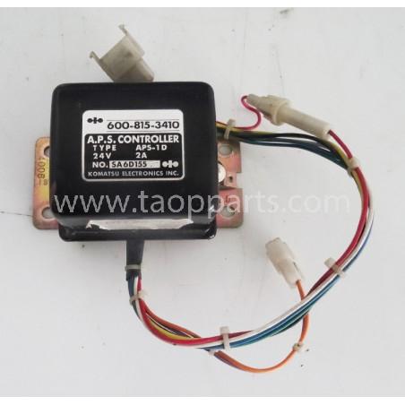 Controlador Komatsu 600-815-3410 para WA600-1 · (SKU: 55385)