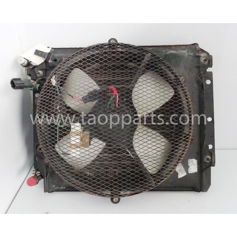 Ventilador usado Komatsu 423-T43-1210 para WA600-1 · (SKU: 55388)