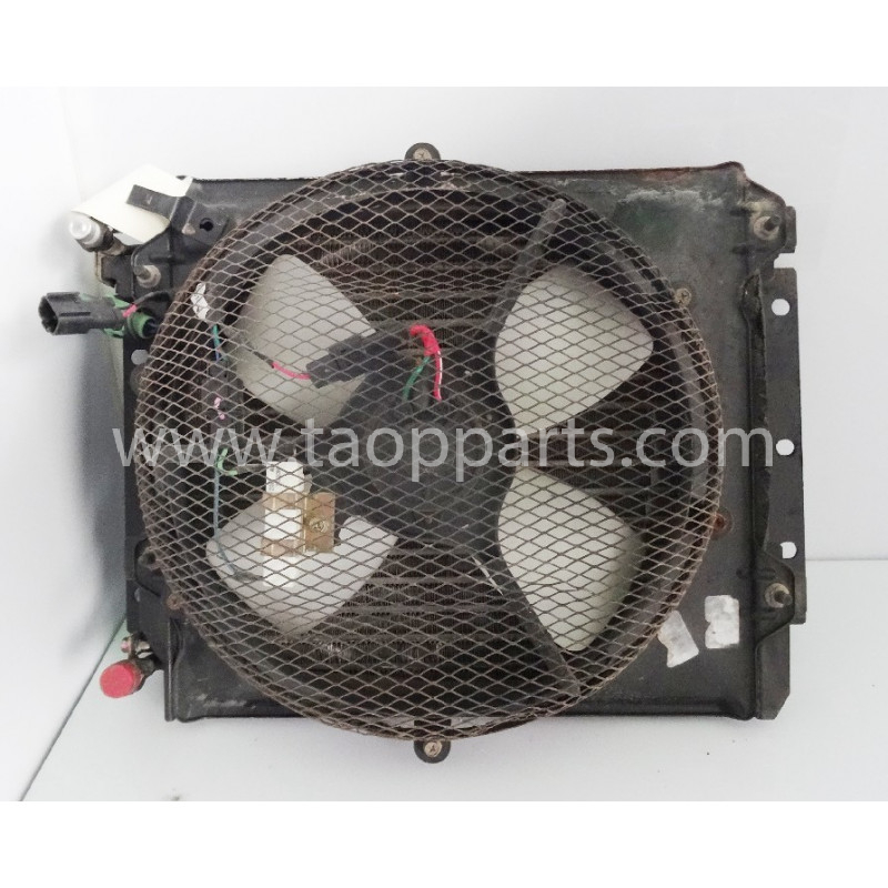 Ventilator Komatsu 423-T43-1210 pentru WA600-1 · (SKU: 55388)
