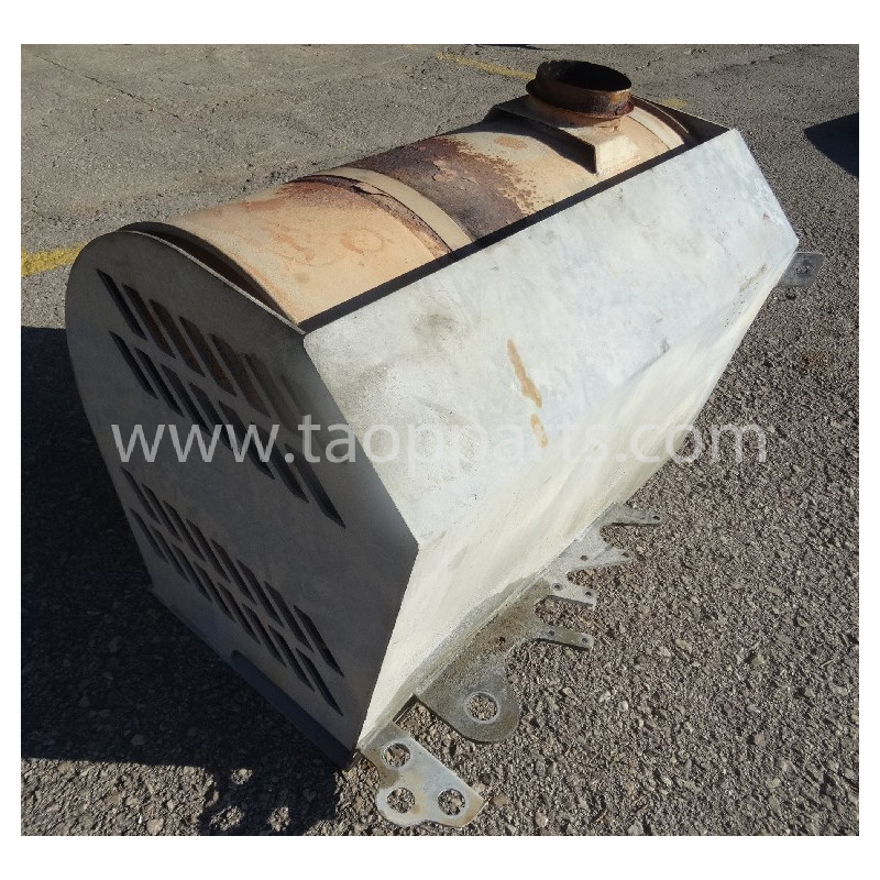 Volvo Muffler 15015148 for A40D · (SKU: 55428)