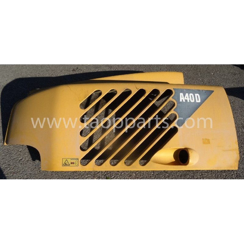Capac Volvo 11114132 pentru A40D · (SKU: 55430)