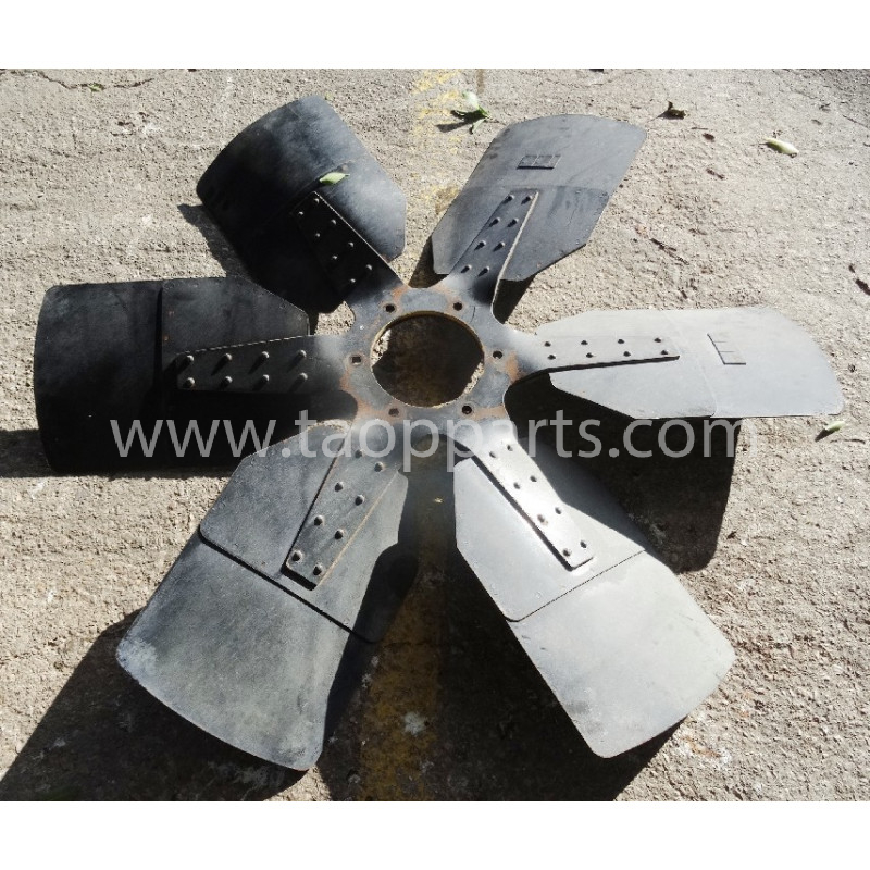 Ventilador Komatsu 600-645-1120 para HD465-5 · (SKU: 55448)