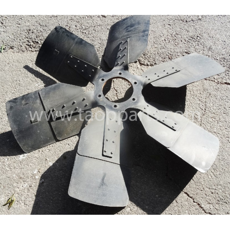 Ventilador 600-645-1120 para Dumper Rigido Extravial Komatsu HD 465-7 · (SKU: 55454)