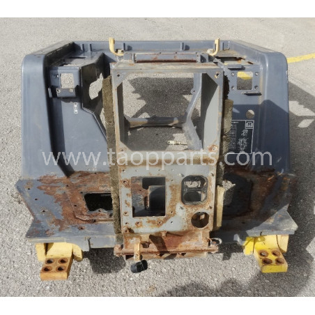 Chassis Komatsu 17A-54-16112 pour D155AX-5 · (SKU: 55477)