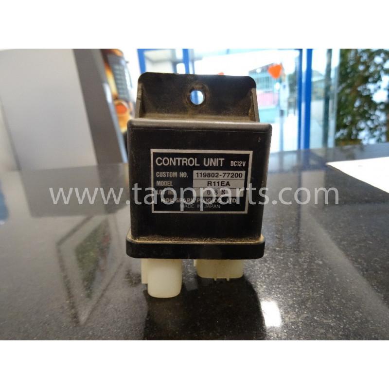 Rele usado YM119802-77200 para Pala cargadora de neumáticos Komatsu · (SKU: 55481)