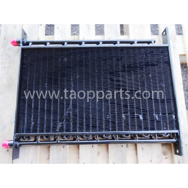 refrigerador óleo hidráulico Komatsu 569-61-63710 HD465-5 · (SKU: 55394)