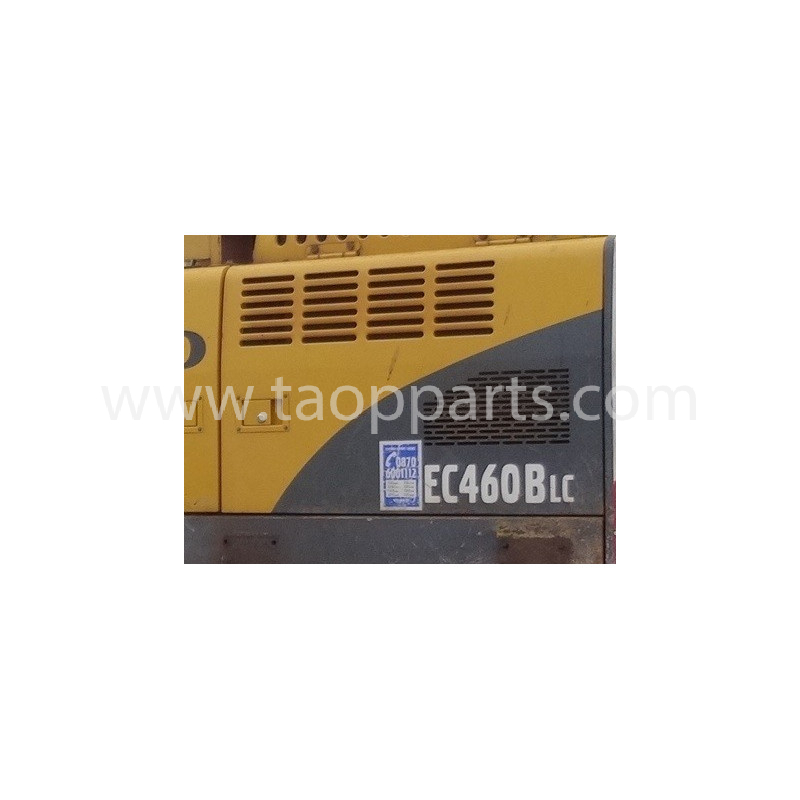 Volvo Door 14518645 for EC460BLC · (SKU: 53623)
