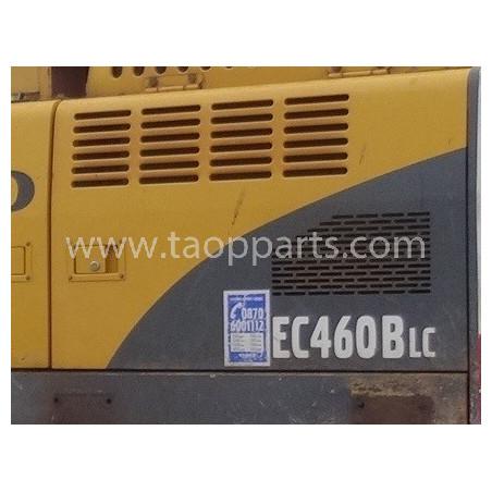 Volvo Door 14518645 for EC460BLC · (SKU: 53623)
