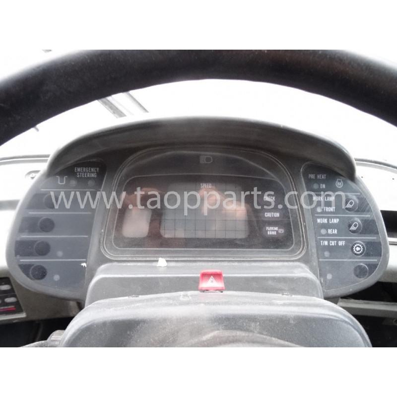 Tableau de bord 7823-66-6000 pour Chargeuse sur pneus Komatsu WA600-3 · (SKU: 55647)