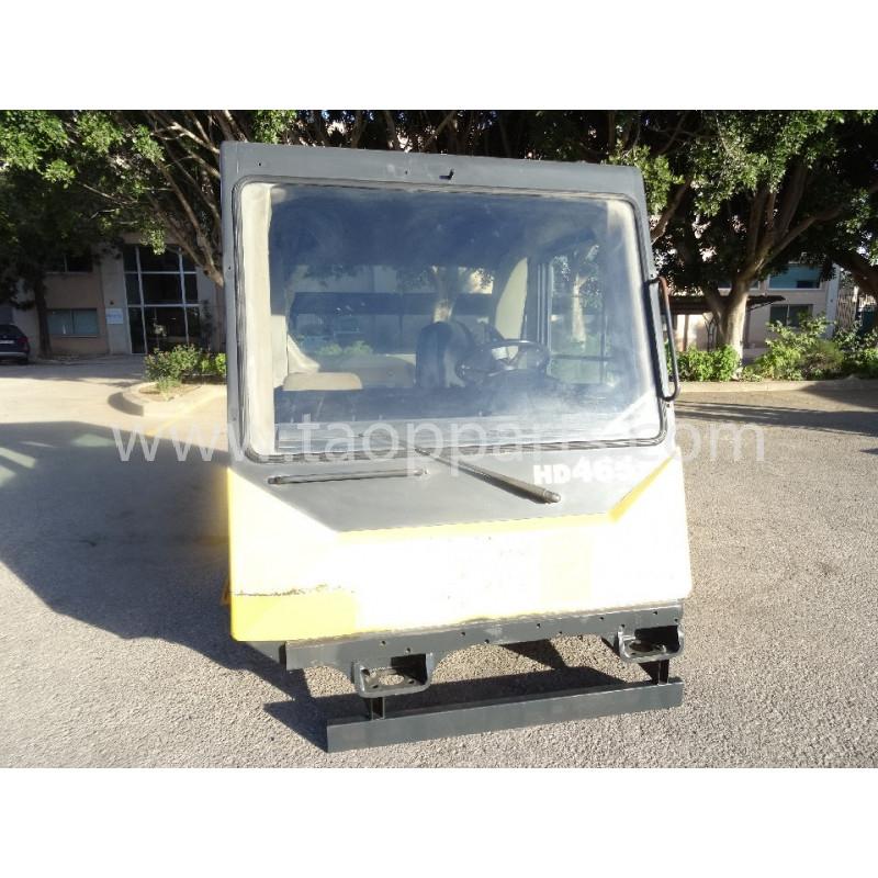 Cabine 569-54-83002 pour Dumper Rigide Komatsu HD 465-7 · (SKU: 54983)