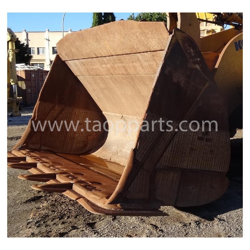 Komatsu Bucket 426-807-3200 for Wheel loader WA600-6 · (SKU: 55670)