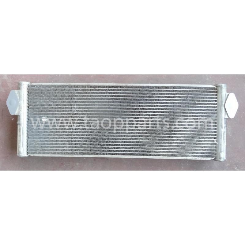 Refroidisseur Huile hydraulique Komatsu 421-03-44130 pour WA480-6 · (SKU: 5392)