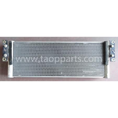 Enfriador de aceite hydraulico usado Komatsu 421-03-44140 para WA480-6 · (SKU: 5393)