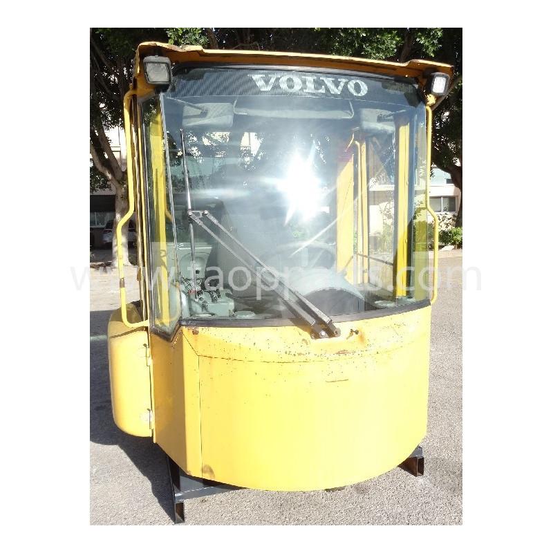 Cabina Volvo 33517 para L150E · (SKU: 52445)