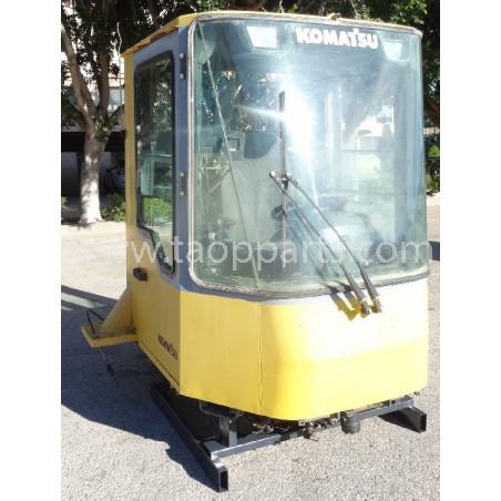 Komatsu Cab 421-56-H1401 for WA470-3H · (SKU: 54061)