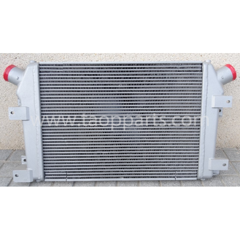 Komatsu Aftercooler 6152-62-5110 for PC340LC-7K · (SKU: 53504)