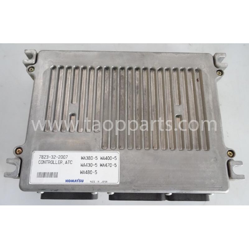 Komatsu Controller 7823-32-2007 for WA480-5 · (SKU: 55865)