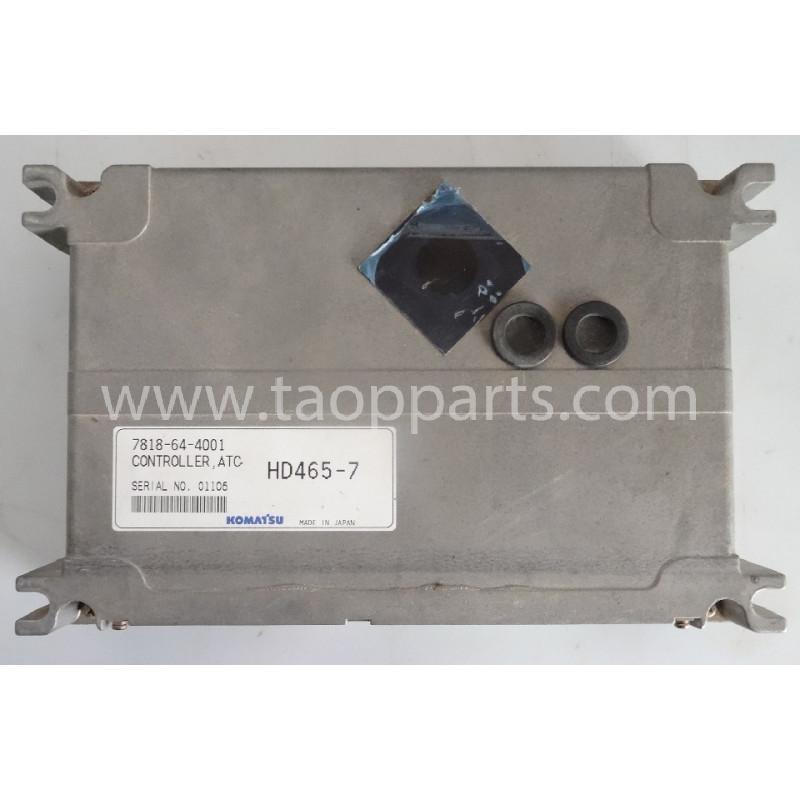Komatsu Controller 7818-64-4001 for HD 465-7 · (SKU: 55880)