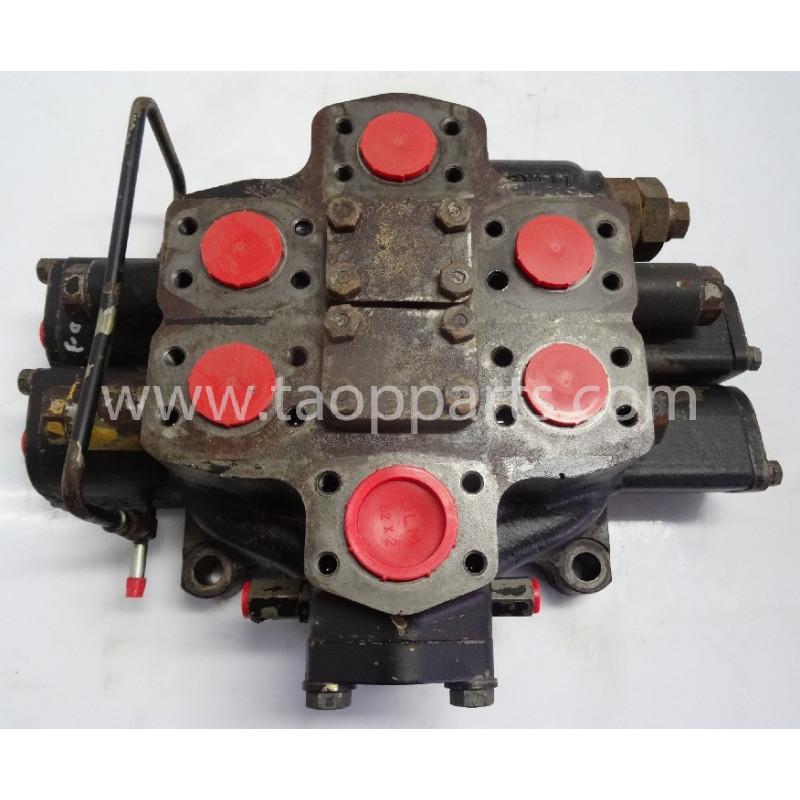 Distributeur Komatsu 709-12-13501 pour WA600-3 · (SKU: 55888)