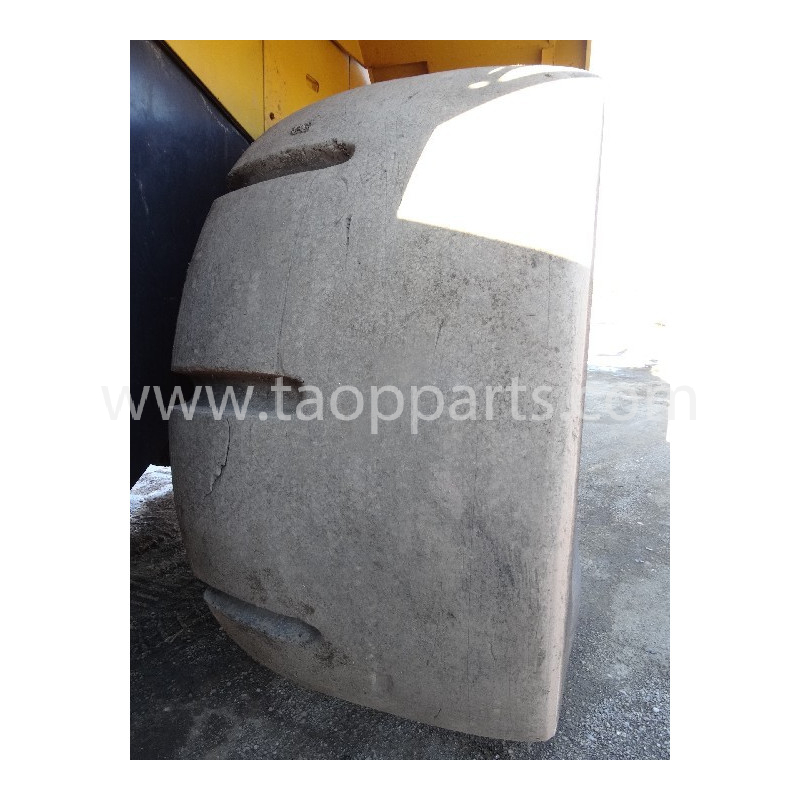 Neumático Radial VARIOS 35/65R33 · (SKU: 55893)