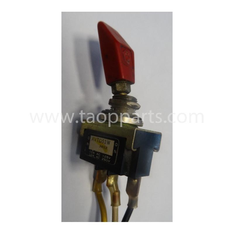 Interruptor Komatsu 426-06-11422 para WA600-1 · (SKU: 56011)