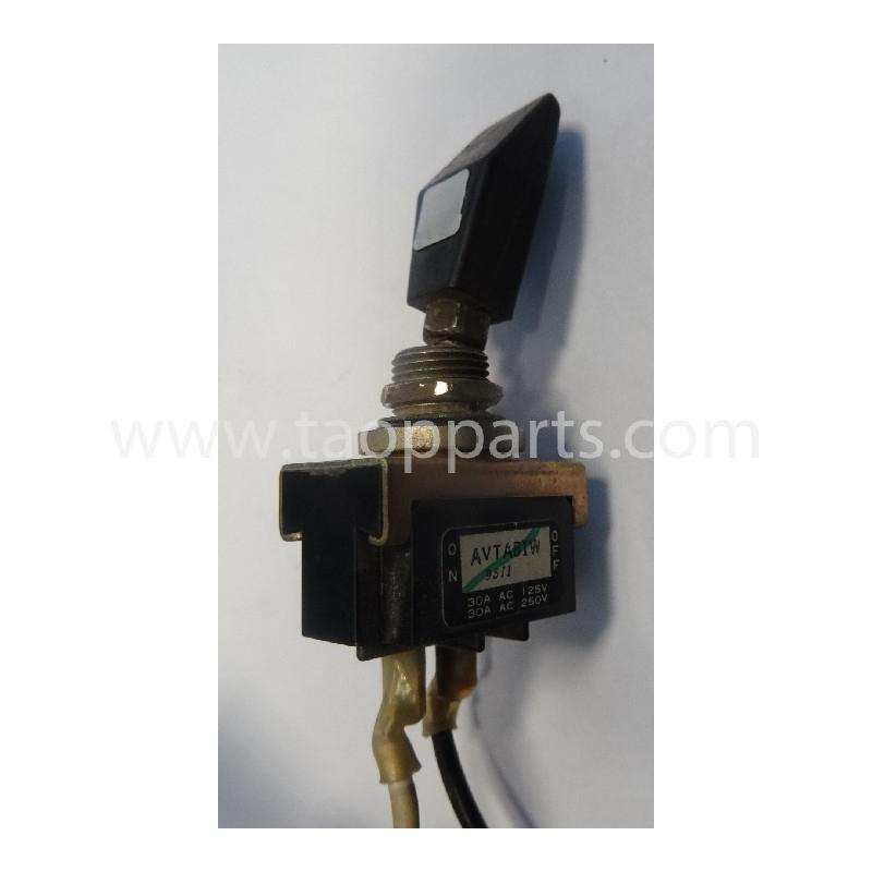 Interruptor Komatsu 421-06-11521 para WA600-1 · (SKU: 56013)