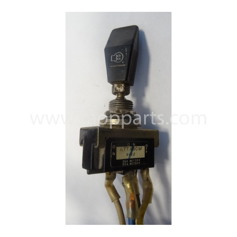 Interruptor Komatsu 426-06-11411 para WA600-1 · (SKU: 56014)