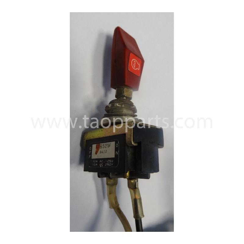 Interruptor Komatsu 421-06-11511 para WA600-1 · (SKU: 56015)