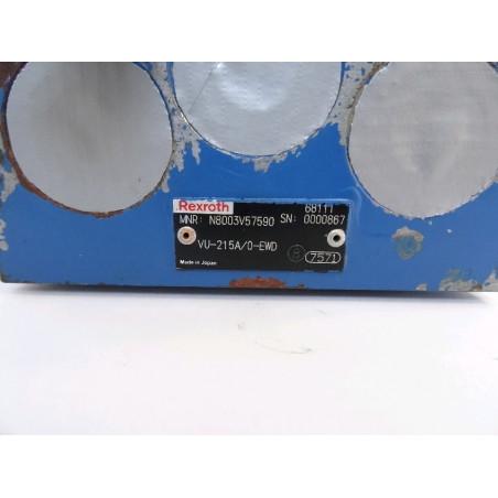 Valvula Komatsu 426-43-38570 para WA500-6 · (SKU: 901)