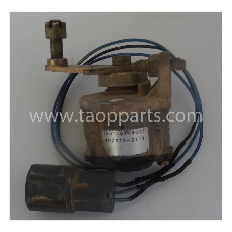Sensor Komatsu 7861-92-4041 para D155AX-5 · (SKU: 56035)