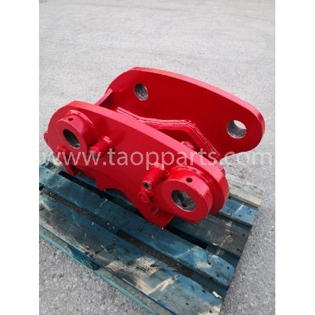 Enganche Rapido MILLER 55555-00107 para PC210LC-8 · (SKU: 56047)