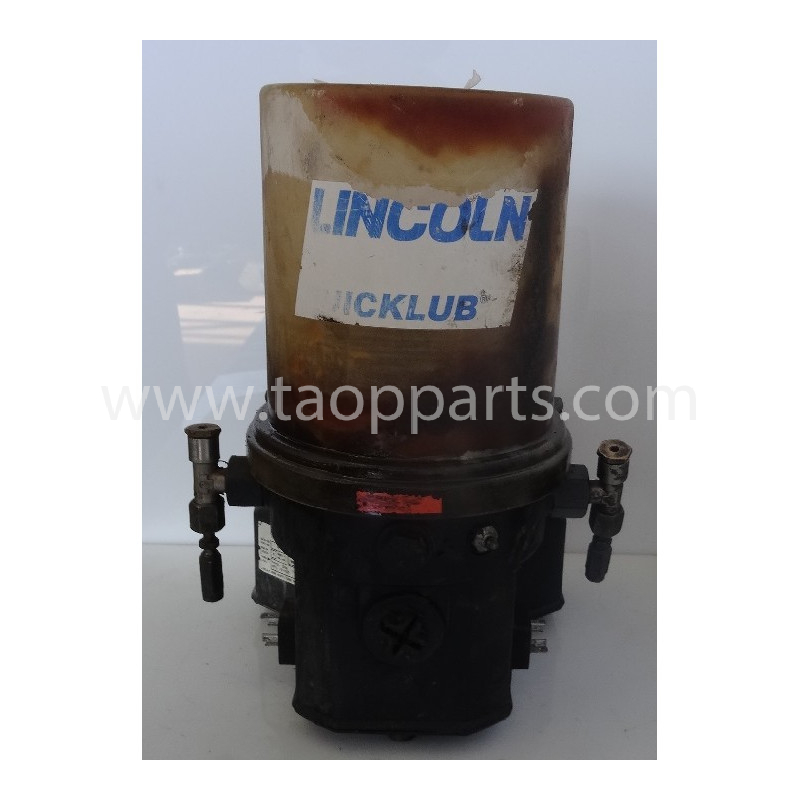 Pompe de graissage Komatsu 55555-00106 pour WA600-3 · (SKU: 56043)