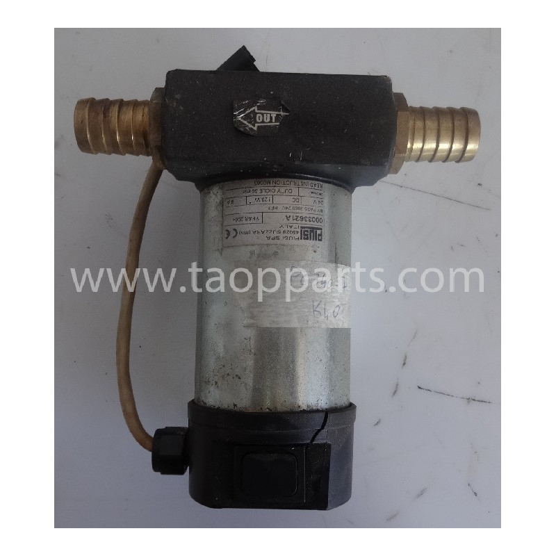 Pompa idraulica Komatsu 20Y-04-K2081 del PC340LC-7K · (SKU: 56046)