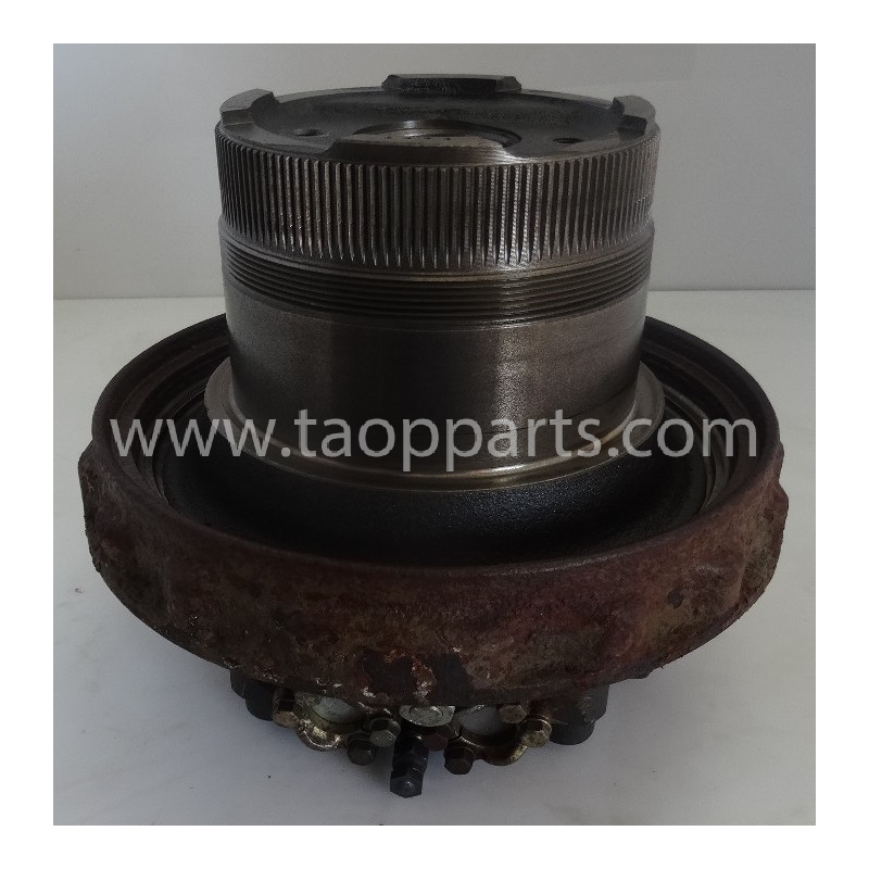 Motor hidraulico Komatsu 708-8F-00192 para PC240LC-7K · (SKU: 53322)